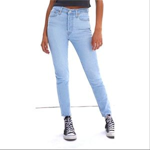 Levi's Wedgie Skinny- NEW with tags.